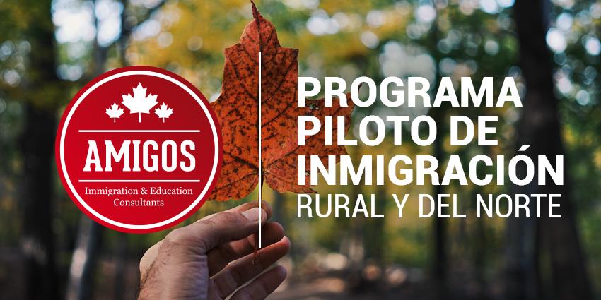 Programa Piloto De Inmigracion Rural Para Trabajadores Calificados